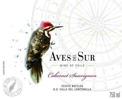 Aves Del Sur Cab Sauvignon 2018