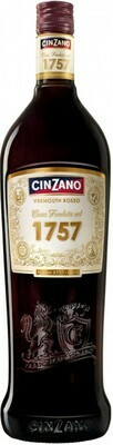 Cinzano 1757 Vermouth Rosso Liter
