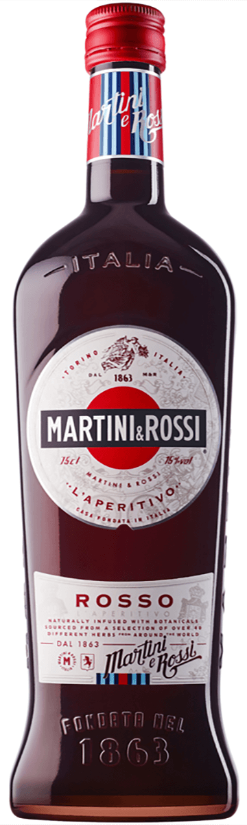 Martini & Rossi Rosso Sweet Vermouth 1Ltr