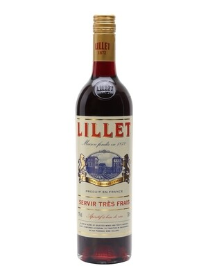 Lillet Rouge 750ml