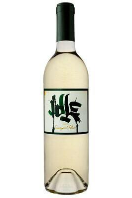 Idle Cellars Sauvignon Blanc Peterson Vyd 17
