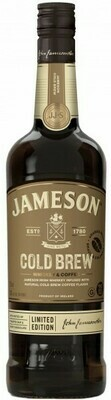Jameson Cold Brew Irish Whiskey 750ml