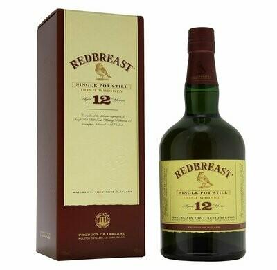 Redbreast 12-yr Irish Whiskey 750ml
