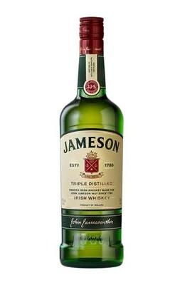 Jameson Irish Whiskey 750ml