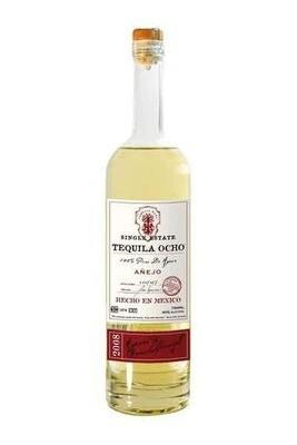 Tequila Ocho Añejo Las Presas 750ml