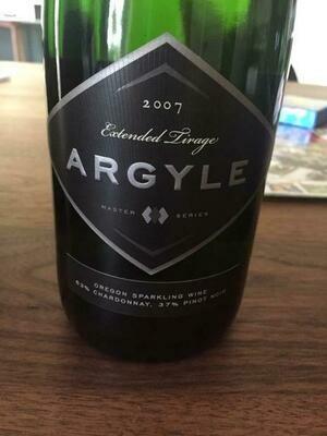 Argyle Vintage Brut Extended Tirage 2007