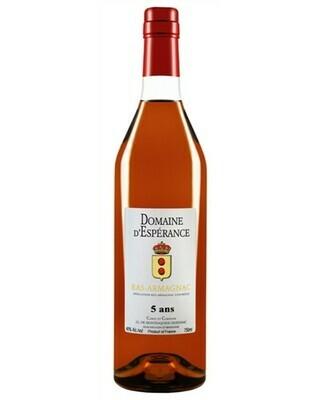 Domaine D'Esperance Bas-Armagnac 5 ans