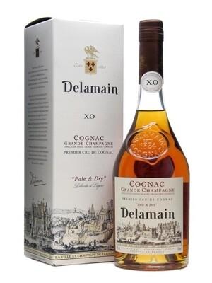 Delamain Cognac, Grande Champagne 1er Cru du Cognac Délicate et Légère  Pale & Dry XO