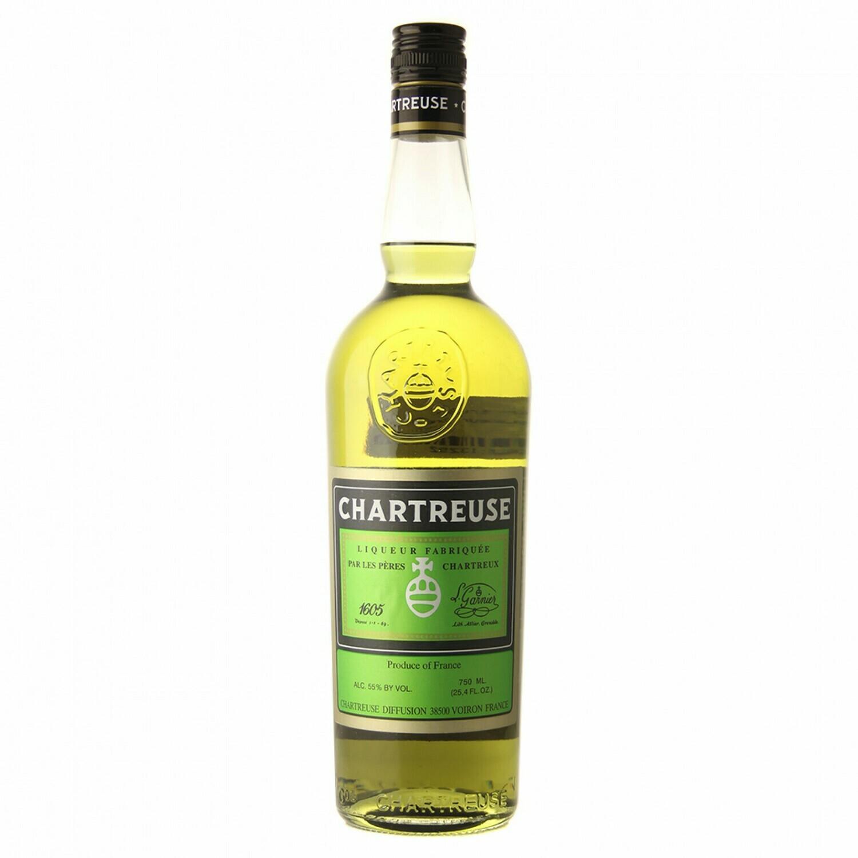 Chartreuse (Green) 110-pf 750ml