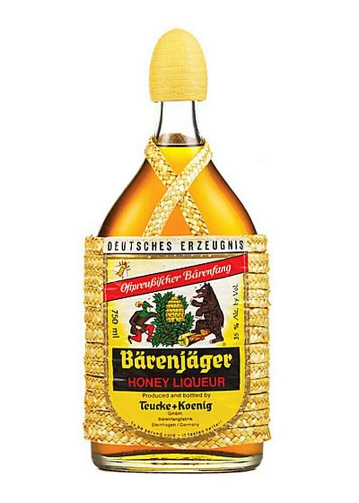 Barenjager Honey Liqueur - 750ml