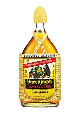 Barenjager Honey Liqueur - 750ml