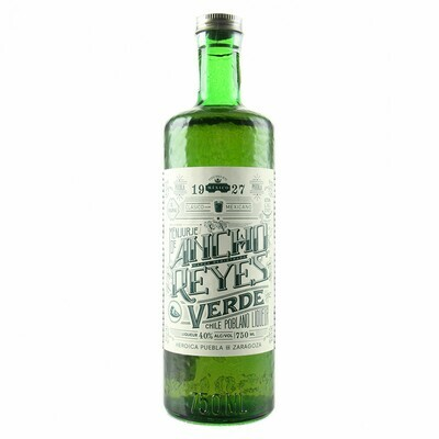 Ancho Reyes Chile Liqueur Verde - 750ml