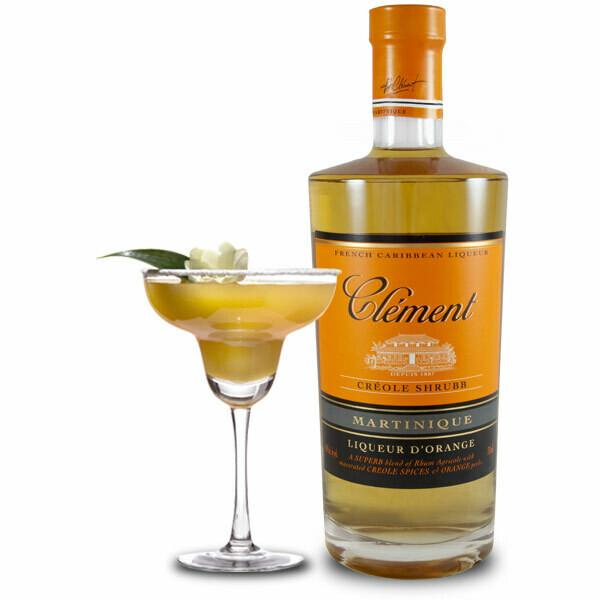 Clément Créole Shrubb Orange Liqueur - 750ml