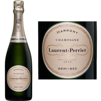 Champagne Laurent- Perrier Harmony Demi-sec NV