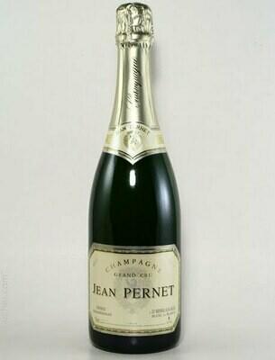 Jean Pernet Reserve Brut Chardonnay Grand Cru NV 1.5L
