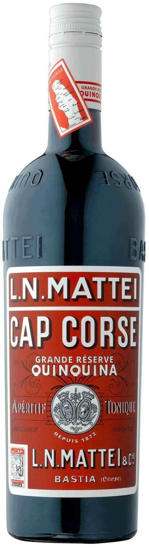 L.N. Mattei Cap Corse Rouge Quinquina - 750ml