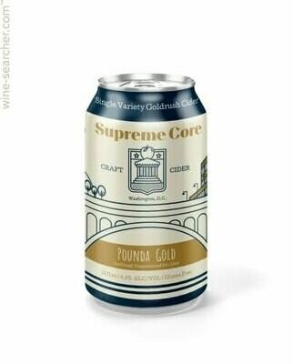 Supreme Core Pounda Gold Cider 4-pack