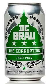 DC Brau Corruption IPA 6-pack