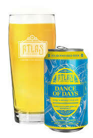 Atlas Dance Of Days Pale Ale - 6-pack