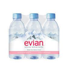 Evian 11.2 oz (330ml)  case