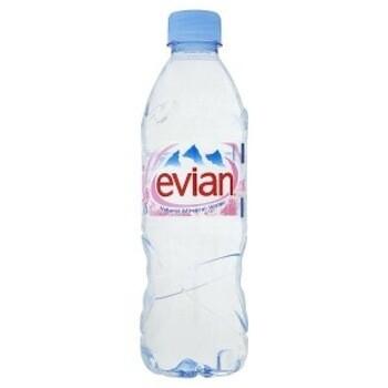 Evian 16.9 oz (500ml)  case
