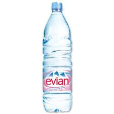 Evian Water 1.5L case
