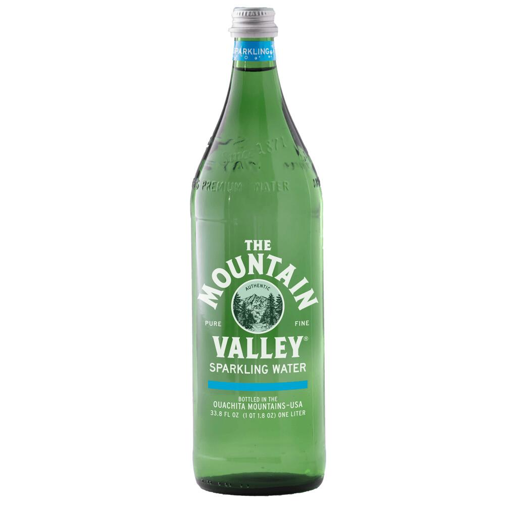 Mountain Valley Sparkling Liter CASE/12
