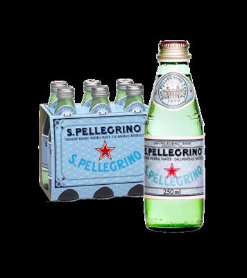 San Pellegrino 250ml case