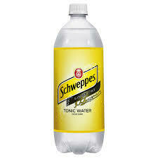 Canada Dry Tonic Liter