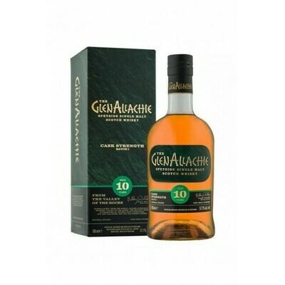 GlenAllachie 10-yr Cask-strength Scotch Malt Whisky