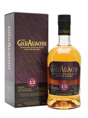GlenAllachie 12-yr Scotch Malt Whisky