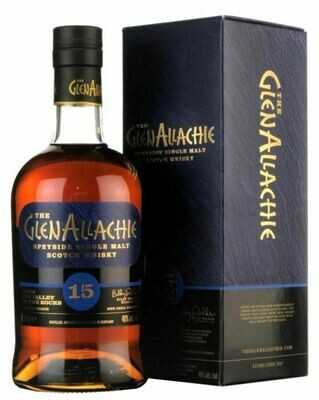 GlenAllachie 15-yr Scotch Malt Whisky