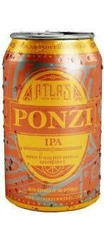 Atlas Ponzi IPA 6-pack