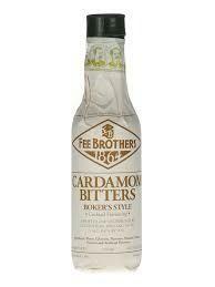 Fee Brothers Cardamom Bitters 5oz