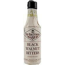 Fee Brothers Black Walnut Bitters 5oz