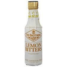Fee Brothers Lemon Bitters 5oz
