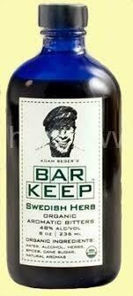 Bar Keep Swedish Bitters 8oz