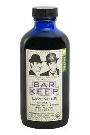 Bar Keep Lavender Spice Organic Bitters 8oz
