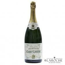 Claude Lancelot Champagne Blanc De Blancs Brut NV