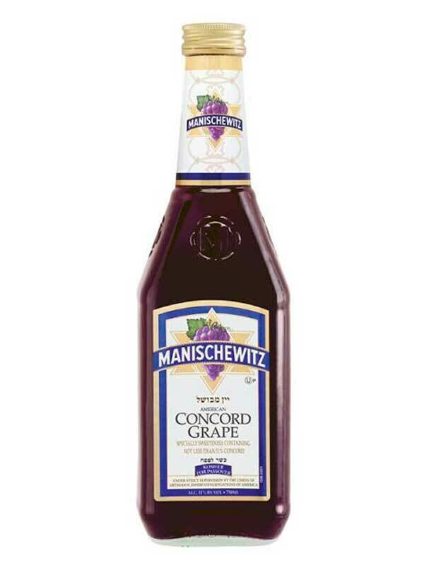 Manischewitz Concord Grape - 750ml