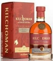 """Kilchoman Cask Strength """"Bourbon Cask"""" Scotch Malt Whisky (The Country Vintner Single Barrel) - 750ml"""