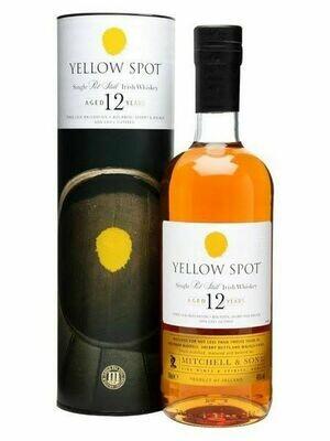 Yellow Spot 12-yr Irish Whiskey 750ml