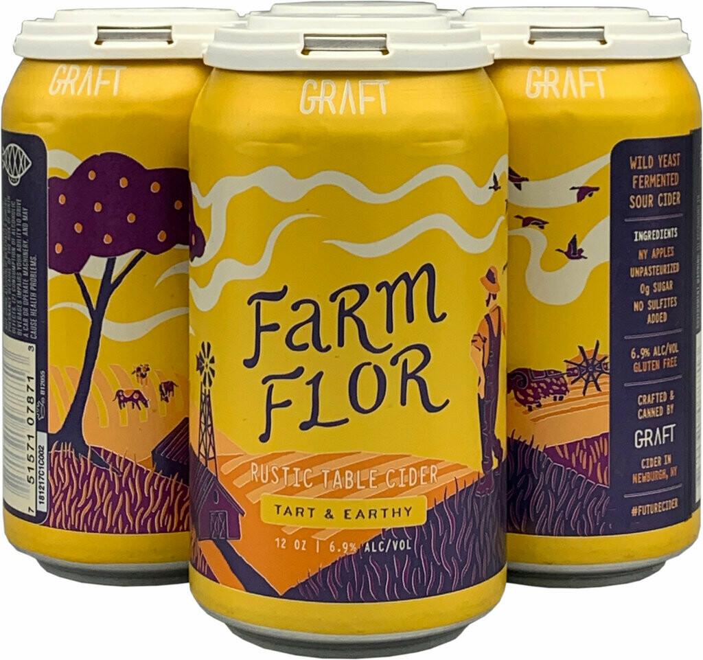 Graft Farm Flor Cider 4-pack