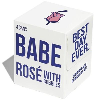 Babe Rose 4-pack