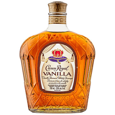 Crown Royal Vanilla Whisky - 750ml