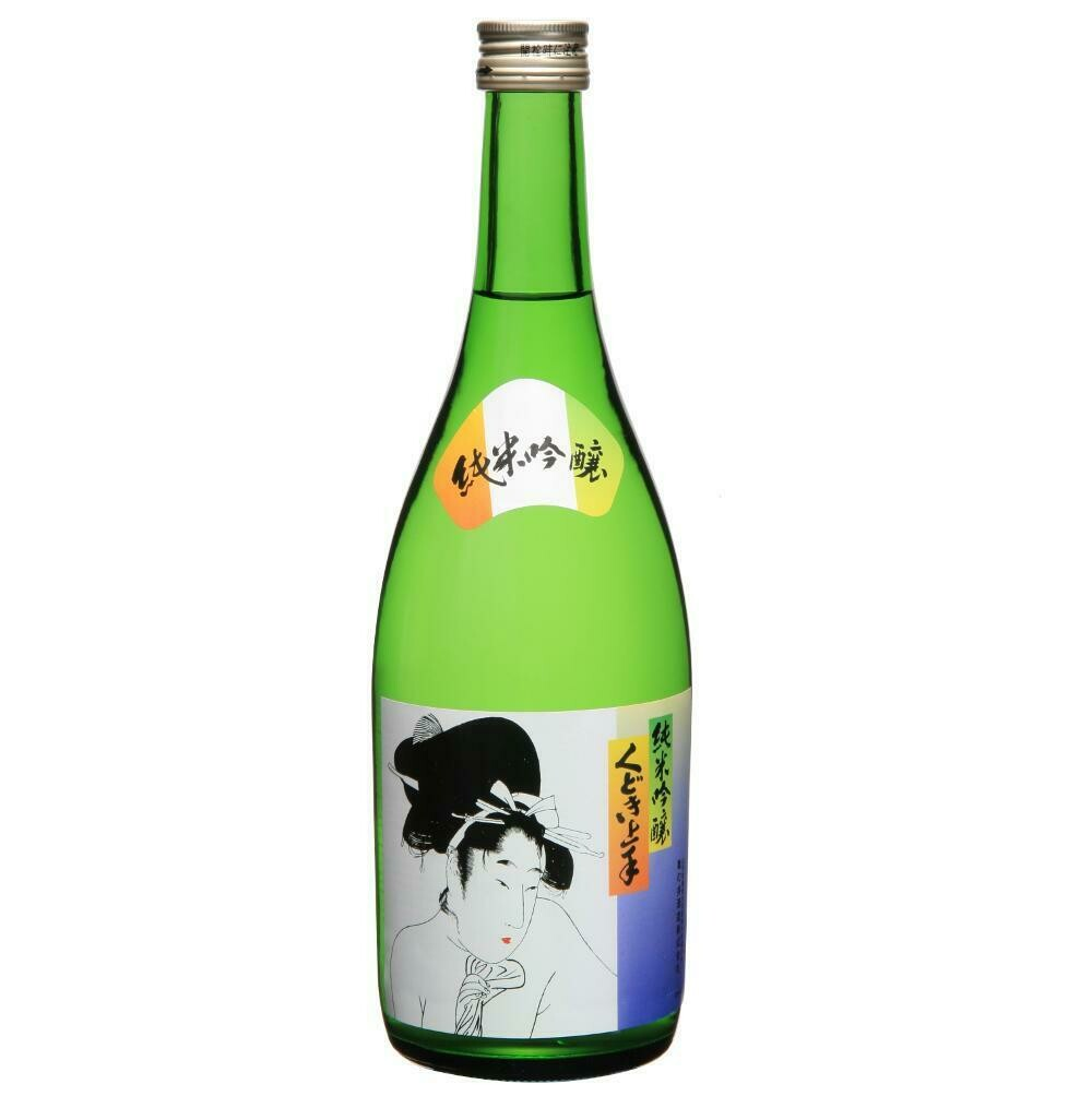 Kudoki Jozu Junmai Ginjo Sake 300ml