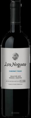 Los Noques Cabernet Franc 2015/17