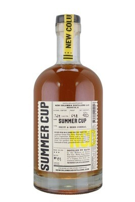 New Columbia Distillers Summer Cup - 750ml