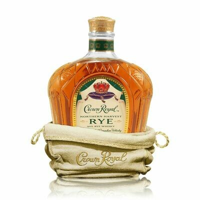 Crown Royal Northern Harvest Rye Whisky - 750ml
