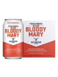 Cutwater Bloody Mary 4-pack